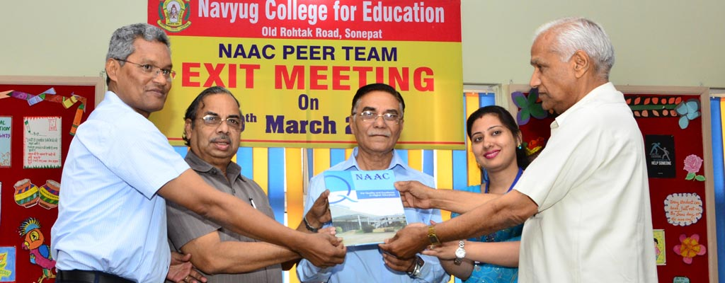 Welcome to Navyug College for Education